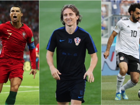 Ronaldo, Modric vagy Szalah?