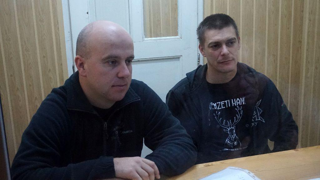 Magyar jogászok próbálnak tenni Beke és Szőcs kiszabadításáért