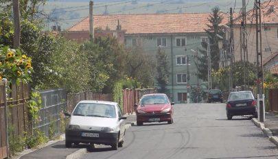 Kész a Bányász utca