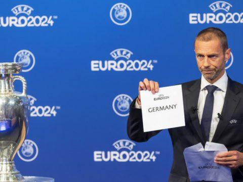 Németország rendezi a 2024-es EB-t