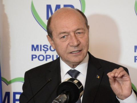 Băsescu: romántalanító kampányt folytat az RMDSZ