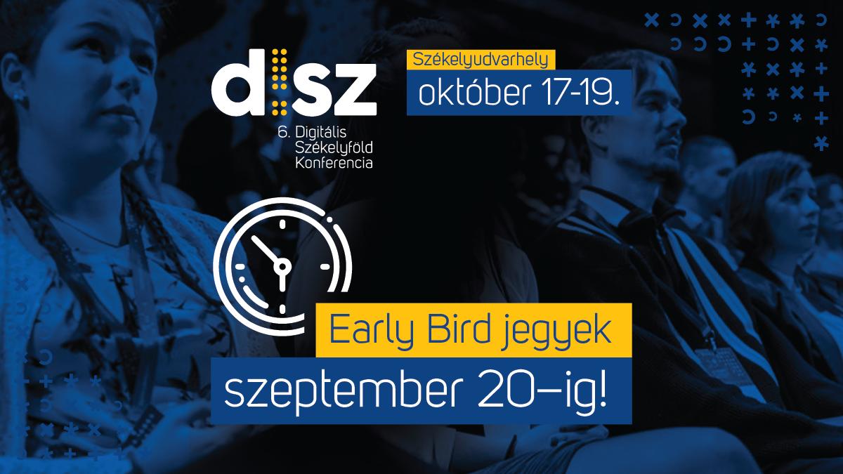 6. Digitális Székelyföld Konferencia