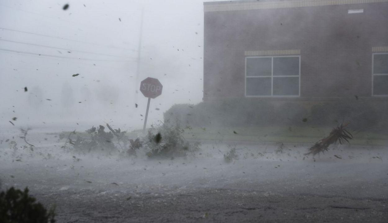 Halálos áldozata is van a Michael hurrikánnak