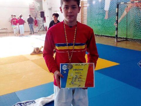 Baricz Örs országos bajnok