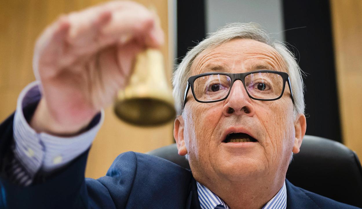 Juncker tudatosan provokált!