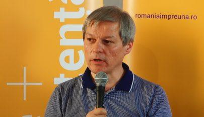 Cioloş arra vár, hogy a PNL felsorakozzon a pártja mellé