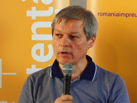 PLUS néven új pártot alapított Dacian Cioloș