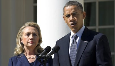 Bombát küldtek Hillary Clintonnak és Barack Obamának is