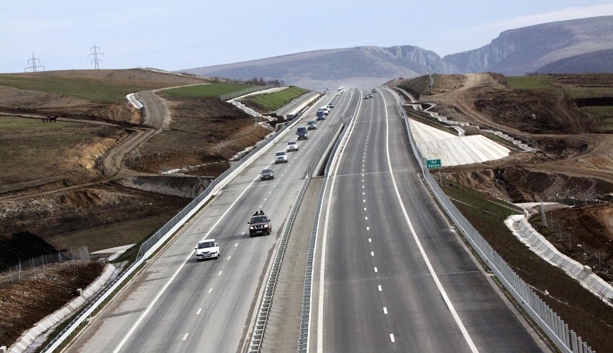 Tovább késhet az észak-erdélyi autópálya megépítése Bihar megyében