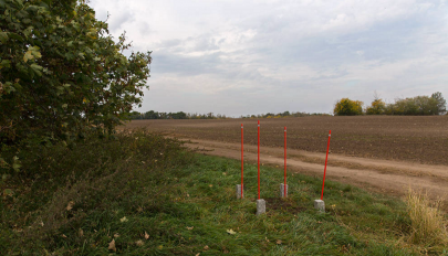 Elcsatoltak egy négyzetméternyi területet Magyarországtól