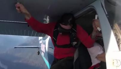 Forgatás közben zuhant le a repülőről és halt meg egy kanadai rapper