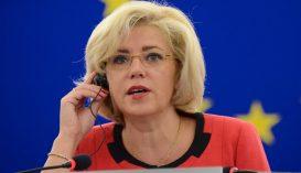 A Pro Románia listáján indul az EP-választásokon Corina Crețu európai biztos