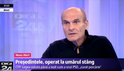 Feljelentette a Mikó Imre Jogvédelmi Szolgálat Cristian Tudor Popescu újságírót