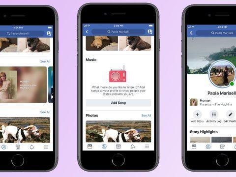 Jönnek a zenés bejegyzések a Facebookra