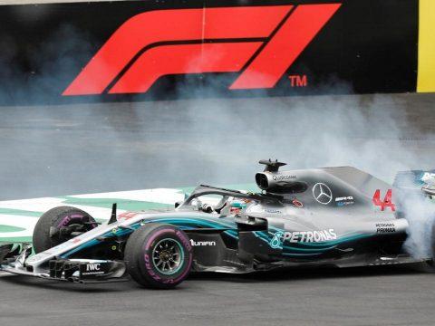Ötödször lett világbajnok Lewis Hamilton