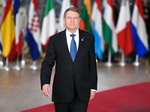 Johannis: Románia csatlakozása az euróövezethez alapvető nemzeti célkitűzés