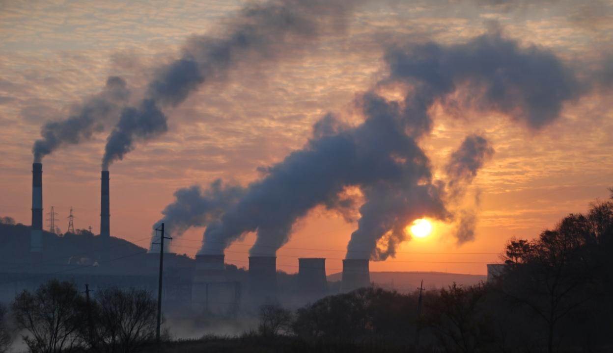 Soha nem volt még ennyi káros anyag a levegőben