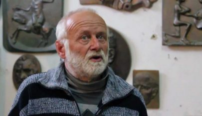 Kolozsváron állít ki Vetró András