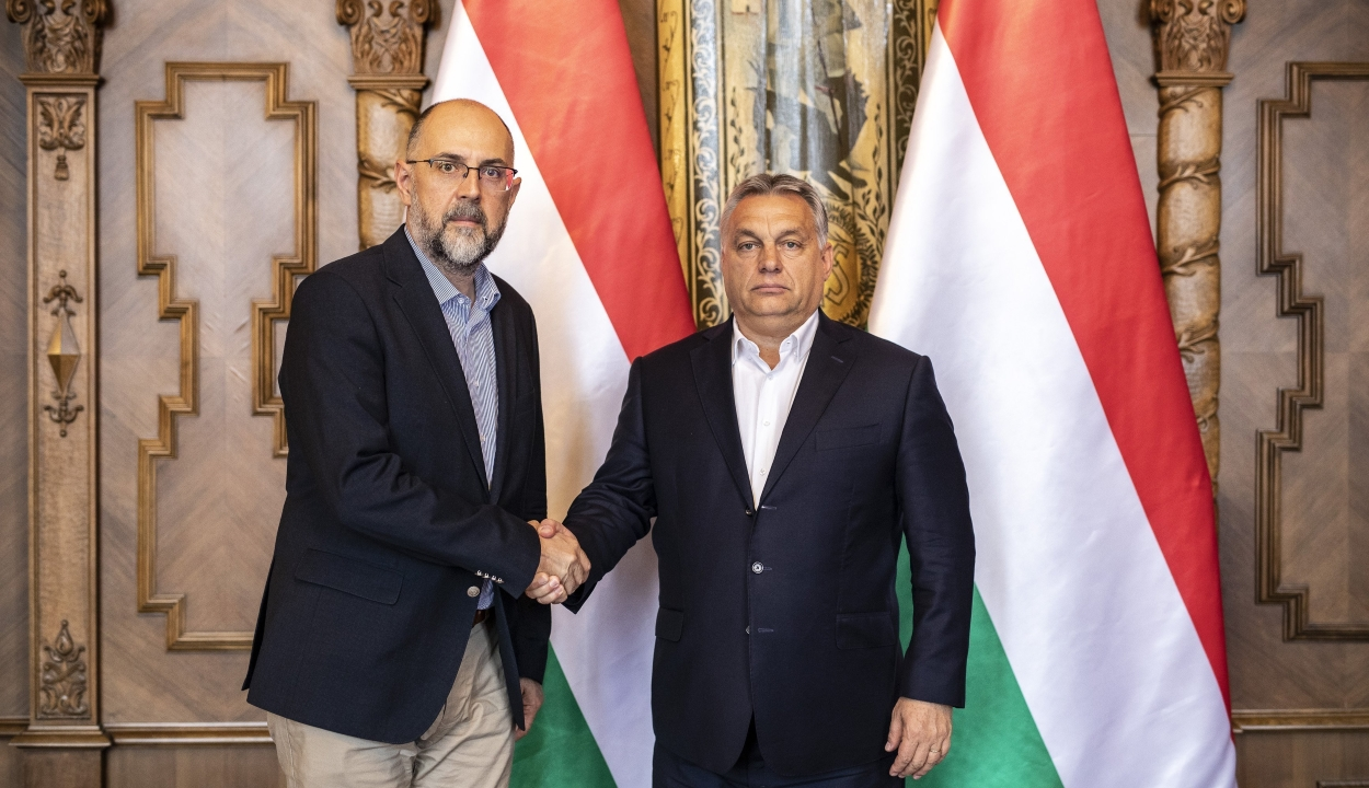 Orbán-Kelemen találkozó: erős Néppártra van szükség