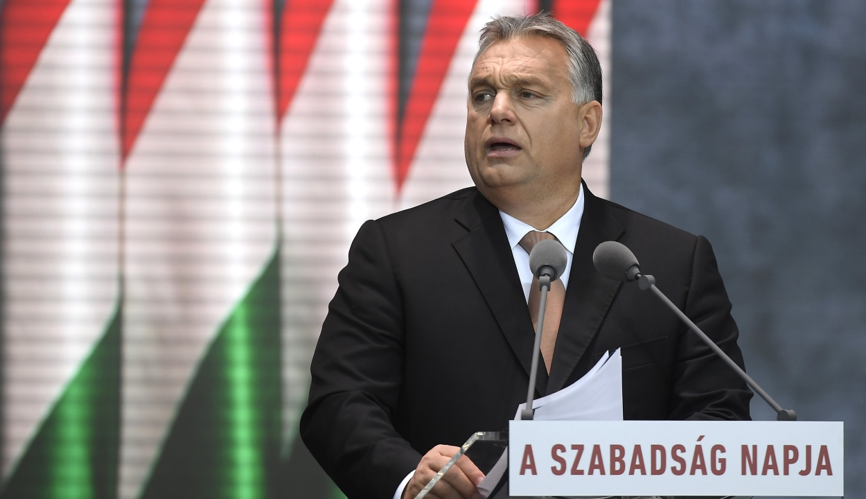 Orbán Viktor: Európa a nemzetek hazája