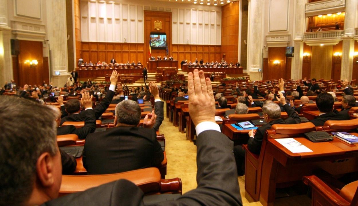 Elutasította a képviselőház plénuma a közkegyelemre vonatkozó törvénytervezetet