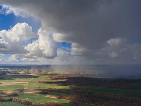 Változékony időjárás várható a következő két hétben