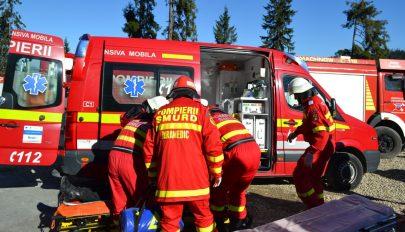 Ortodox húsvét: a rohammentő-szolgálat tűzoltói 1.302 bevetésen vettek részt 24 óra alatt