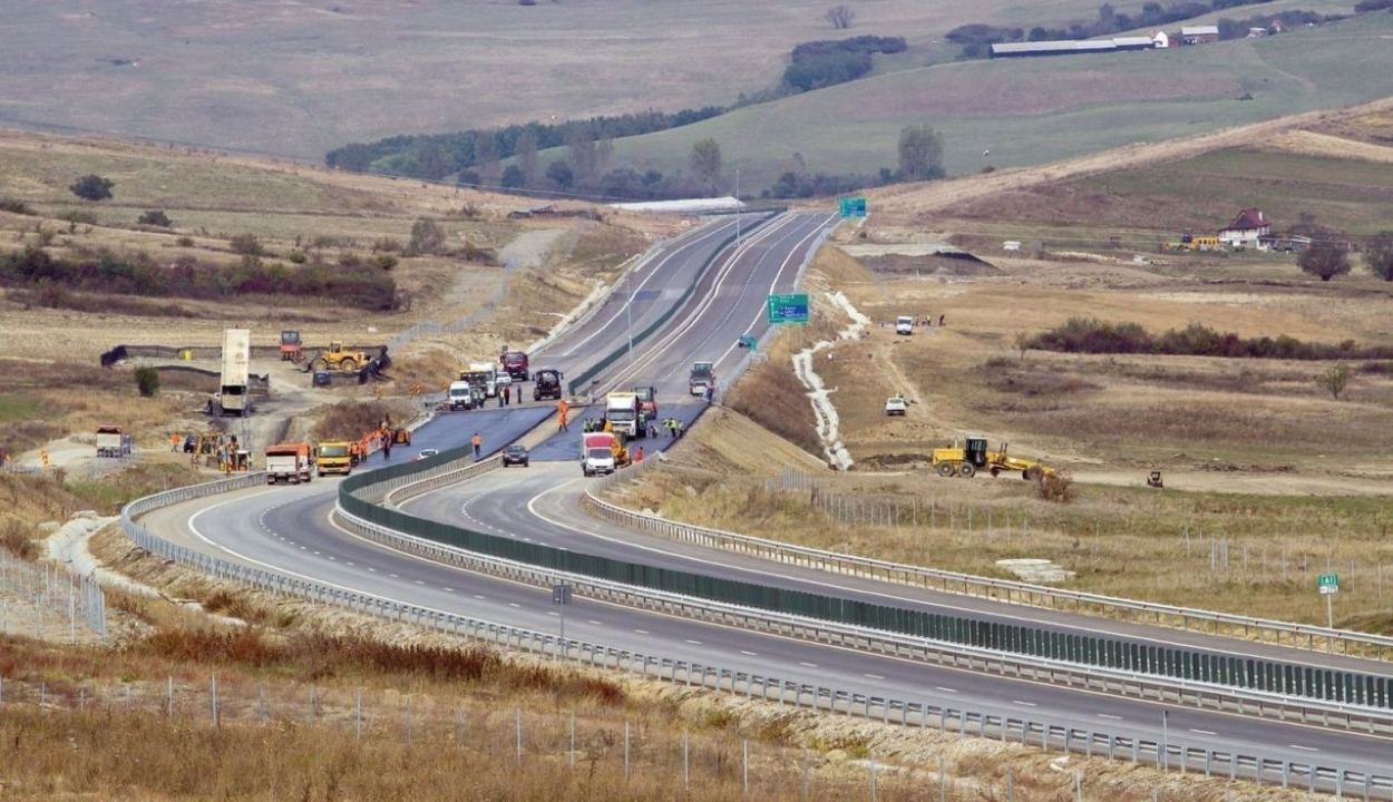 Befejezhetik az A3-as autópálya határig érő szakaszát