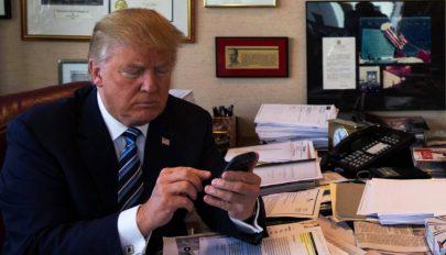 Saját hazugságát fedte fel Donald Trump