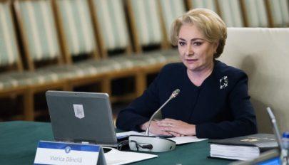 Dăncilă: Elfogadjuk a gyermeknevelési pótlék növeléséről szóló sürgősségi kormányrendeletet