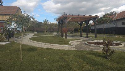 Újabb parkkal gazdagodott Kézdialmás