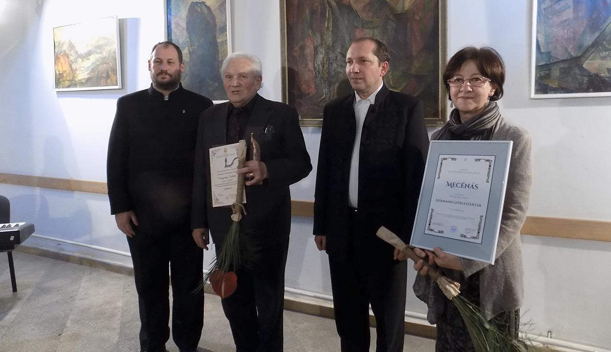 Benkő Levente történészt díjazzák