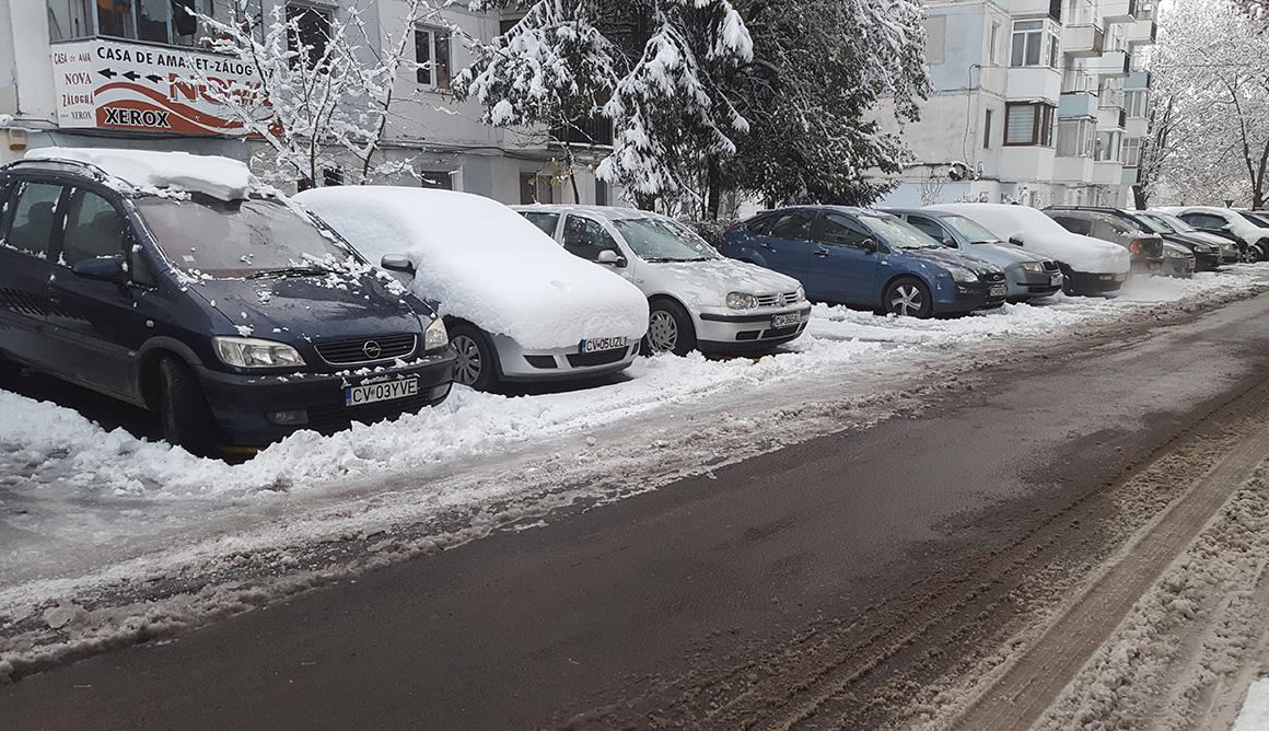 Havasak maradtak a parkolók?