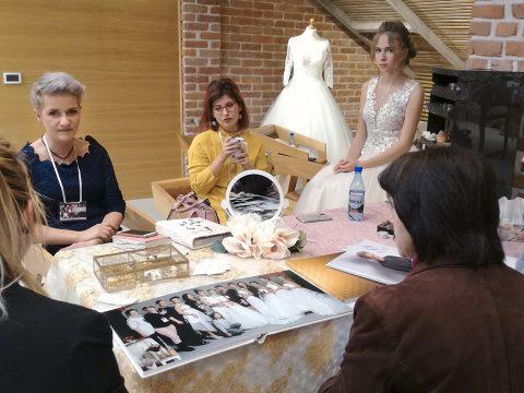 Jó kapcsolatok a Menyasszony Műhelyből