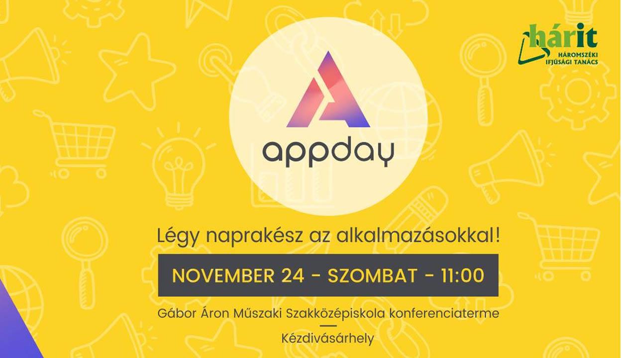 #appday konferencia