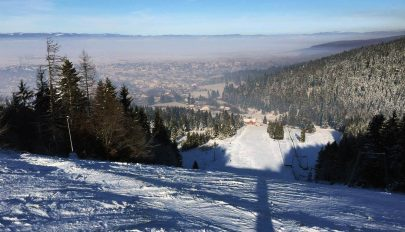 Kezdődik a síszezon Kovásznán