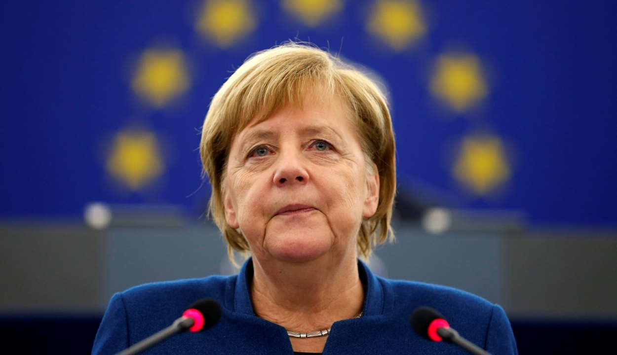 Merkel: új rendszerre van szükség az európai menekültügyben