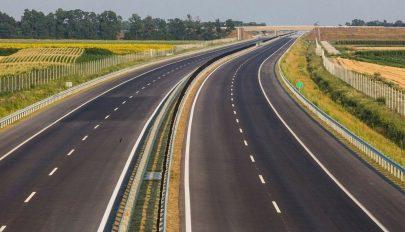 Elkezdődött az első, Kárpátokat átszelő autópálya építése