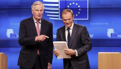 Brexit: rendkívüli EU-csúcs lesz november 25-én
