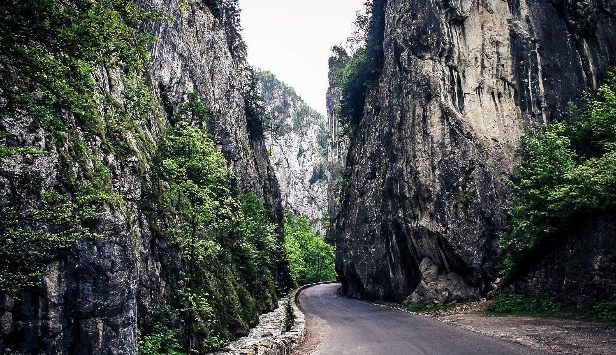 Neamț megye javára döntött a táblabíróság a Békás-szorosért folyó perben