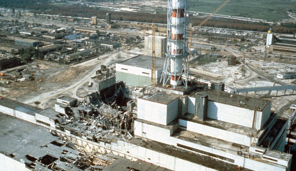 Zöld energiát termelnek a nukleáris katasztrófa sújtotta csernobili övezetben