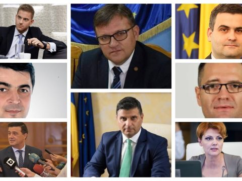 Letették a hivatali esküt a Dăncilă-kabinet új miniszterei