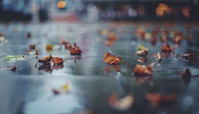 Erőteljes lehűlés következik esővel és széllel