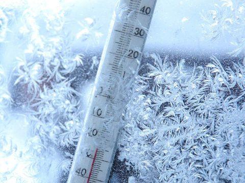 Az egész országra érvényes figyelmeztetést adtak ki a meteorológusok a fagy miatt