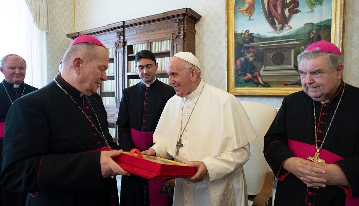 2019-ben Romániába látogat Ferenc pápa