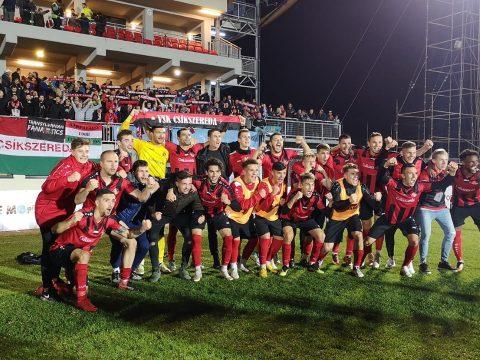 Román Kupa: az FK Csíkszereda kiütötte a Dinamót