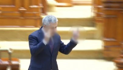 FRISSÍTVE: Szó szerint beintett az ellenzéknek Florin Iordache