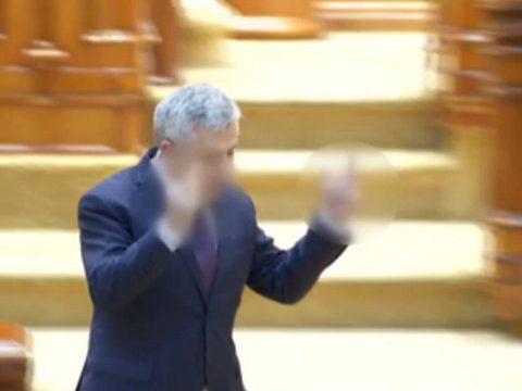 Párttársai is elítélik Florin Iordache obszcén megnyilvánulását