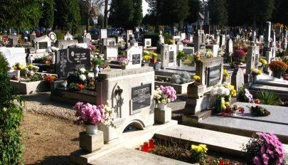 Több mint ötven sírt gyaláztak meg a szatmárnémeti temetőben