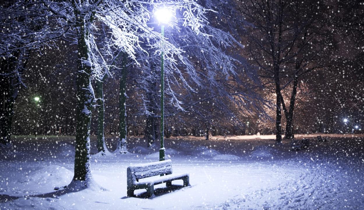 Hideg, havazás és hóviharok várhatók szerdától